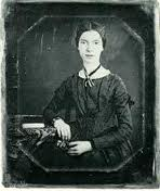 I found this portrait of Emily Dickinson online.