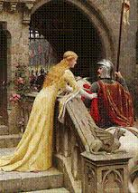 I thought of Sir Gawain and Lady B this way too.