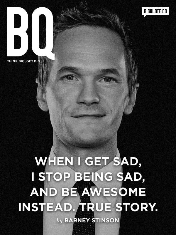 Barney Awesome